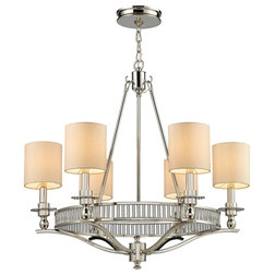 Transitional Chandeliers by Buildcom