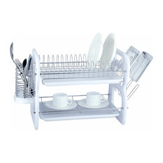 Modern Dish Racks Houzz