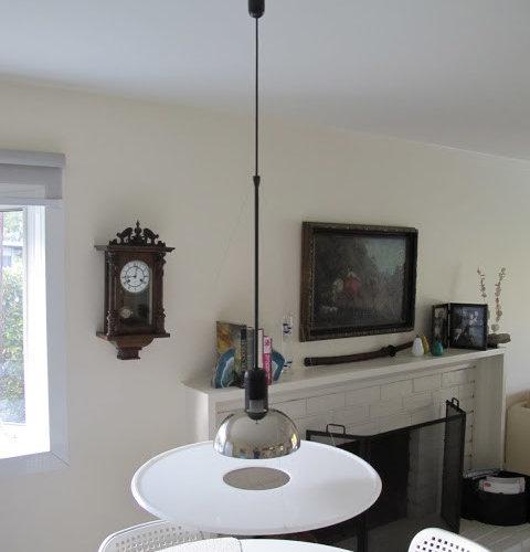flos frisbi lamp by achille castiglioni. Black Bedroom Furniture Sets. Home Design Ideas