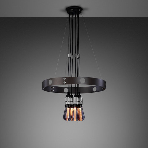Buster + Punch HERO LIGHT / GRAPHITE - Chandeliers