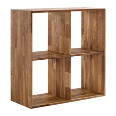 LPD Furniture - Maximo Quatro Cross Cube - Display & Wall Shelves