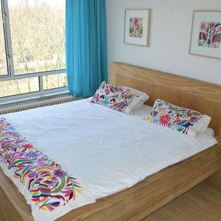 Immagine di una camera da letto american style