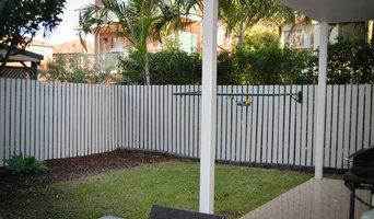 Exterior repaint - Fence