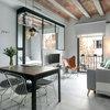 Visita Privada: El piso pequeño y sobrio de una joven arquitecta