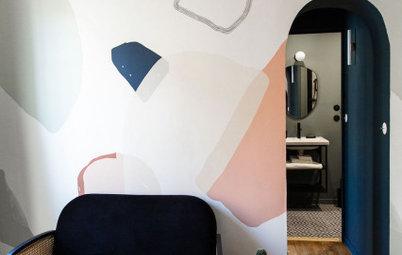 19 überraschende Ideen Wände zu streichen