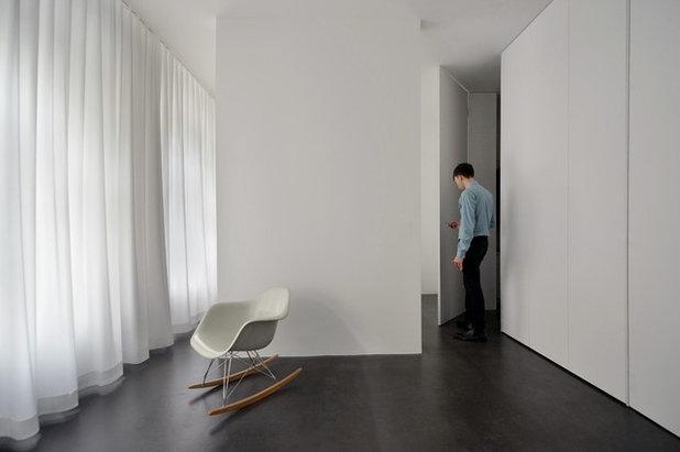 der perfekte raumteiler clevere trennw nde mit und ohne stauraum. Black Bedroom Furniture Sets. Home Design Ideas