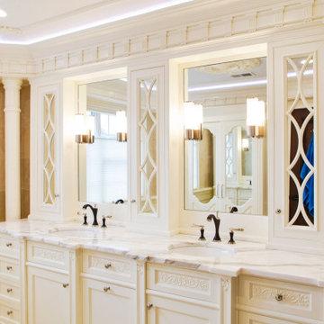 Custom Bathroom Vanities in Princeton, NJ.