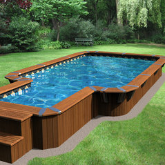 Piscines aqua bois montr al qc ca j4b 7k4 for Piscines semi enterrees