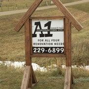 A1 Contracting Ltd - Saskatoon, SK, CA S7K 3J6