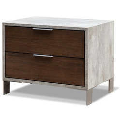 Contemporary Nightstands And Bedside Tables by Vig Furniture Inc.