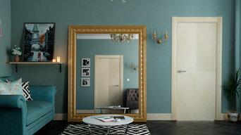 Дыхание эклектики | Межкомнатные двери RADA DOORS