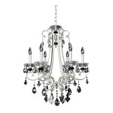 Allegri 023951-017-FR001 Chandelier 2-Tone Silver Bedetti