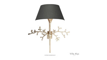 Villa Alys Olivier Designer Tree Wall LIght