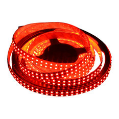 Eco 3528 Double Row 96W LED Strip Light, Red