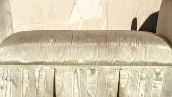 Upholstered Bench make over