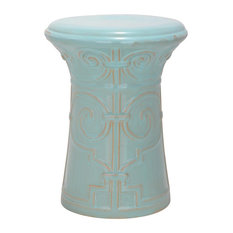 Shop Elephant Garden Stool on Houzz
