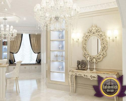 Interior Living Room From Luxury Antonovich Design