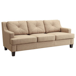 Transitional Sofas by Inspire Q