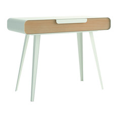 Kapriss Desk, White