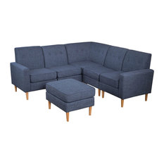 Merveilleux 50 Most Popular Armless Sectional Sofas For 2019 | Houzz