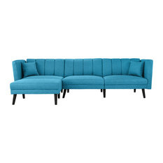 Most Popular Midcentury Modern Sectional Sofas for 2018 Houzz