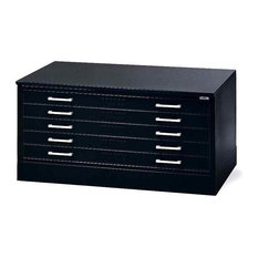 ... Document Horizontal File, 30 in. X 42 in./Black - Filing Cabinets