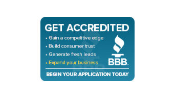 Get BBB Accredited