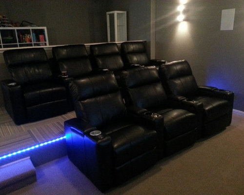 SaveEmail. Dallas Home Theater Seating  Row One  Plaza