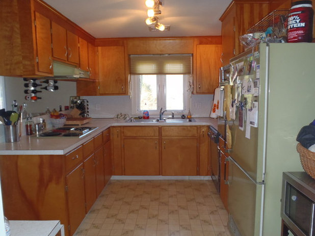 Awesome Overhauling a Dated Kitchen for Under