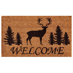 Rustic Doormats by Home & More