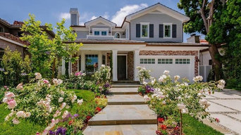 New Traditional Hamptons Style House
