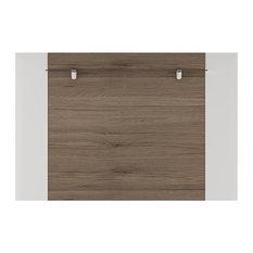 Rear Wall Fitting for 140 cm TV Cabinet, Including Tasma Flex Lighting
