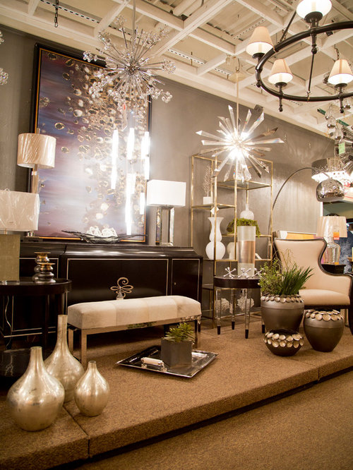 Wilson Lighting Kansas City Showroom Chandeliers