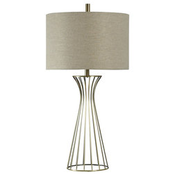 Transitional Table Lamps by StyleCraft