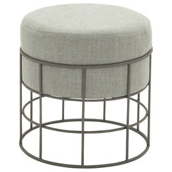 Contemporary Outdoor Footstools And Ottomans by Brimfield & May