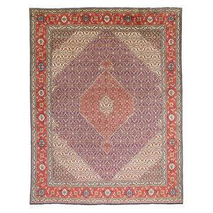 Tabriz 40Raj Oriental Rug, Hand-Knotted Classic, 395x305 cm
