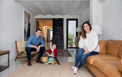 Visita privada: De tienda de muebles a 'loft' acogedor