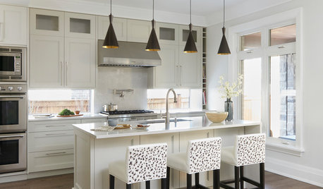 Kitchen Tour: An L-shaped Layout and Neutral Scheme Boost Space