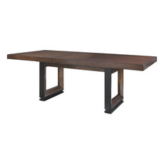 Toulon Dining Table - Natural Cherry Finish