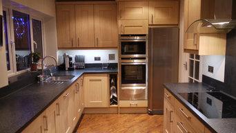 Re-modeled kitchen Croydon