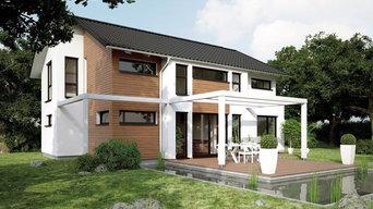 3D Einfamilienhäuser
