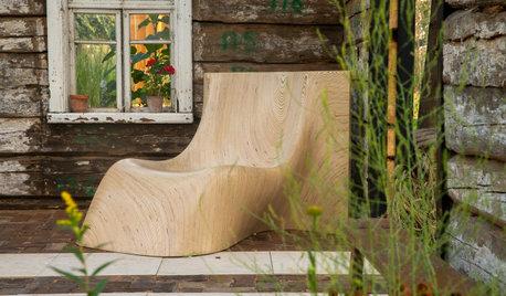 Сад недели: Белорусская хата — на краю поля ржи