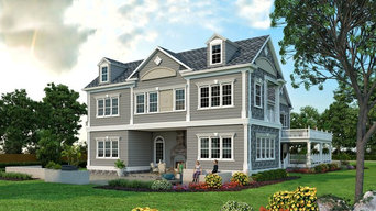 New Scotch Plains Home in Progress! Exterior & Interior 3D Renderings