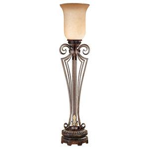 Decorative Table Lamp, Bronze