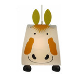 Horse Hanging Light for Child's Room Cuddly