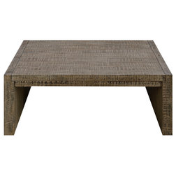 Rustic Coffee Tables by Emerald Home