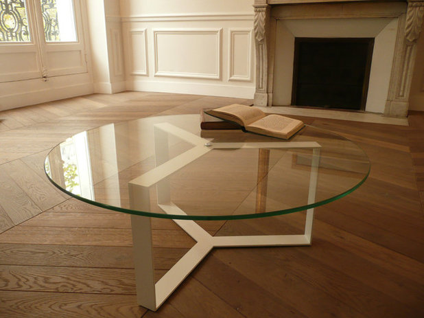 Moderne Table Basse by Alex de Rouvray Design