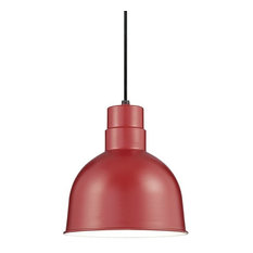 red pendant lighting. millennium lighting incorporated rdbc10 r series 1 light 10 red pendant h