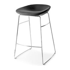 Palm Counter Stool Calligaris Grey