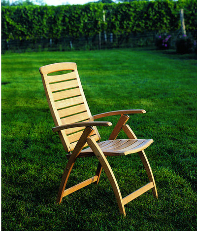 Vintage Modern Outdoor Lounge Chairs by Kingsley Bate